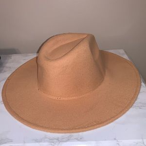Camel Hat- PINK LILY BOUTIQUE